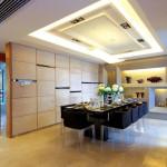 طراحی منزل دوبلکس با رنگ بندی گرم