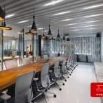 طراحی داخلی اتاق کنفرانس مدرن