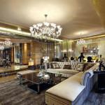 طراحی داخلی ساختمانی مجلل به نام الماس جزیره در پکن+پلان