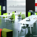 طراحی دکوراسیون فضای کارمندی