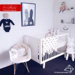 دکوراسیون داخلی اتاق نوزاد پسر