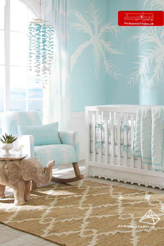 59 - Malibu Chic Nursery