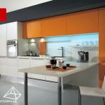 طرح های کابینت آشپزخانه مدرن
