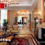 معماری داخلی خانه ویلایی