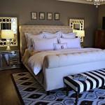 دکوراسیون داخلی لوکس اتاق خواب مستر