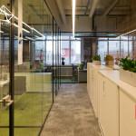معماری داخلی و بازسازی ساختمان اداری