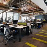 طراحی دکوراسیون داخلی اداری