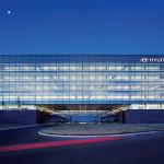 طراحی برجسته Hyundai توسط یک شرکت معماری