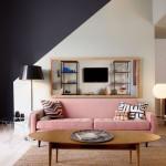 خلاقیت در نمای داخلی خانه