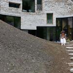 طراحی داخلی ویلای والس در سوئیس