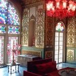 دکوراسیون داخلی منزل ایرانی سنتی