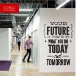 طراحی و دکوراسیون دفتر کار