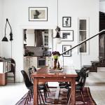 مدل دیزاین اسکاندیناوی خانه