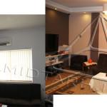 بازسازی خانه و دفتر کار