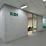 دکوراسیون شرکت بیمه HDI