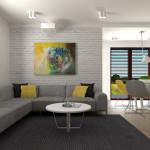 طراحی دکوراسیون داخلی خانه های کوچک