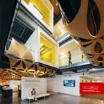 طراحی داخلی دکوراسیون شرکت Autodesk