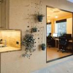 طراحی داخلی شرکت معماری