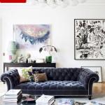 تزیین دکوراسیون خانه پاریسی