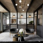 دیزاین داخلی ساختمان اداری