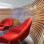 معماری داخلی مدرن دفتر حقوقی  Granddad