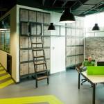 دیزاین متفاوت دفتر کار