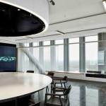 دکوراسیون اداری جدید شرکت IBM