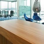 طراحی داخلی اداری مدرن شرکت Zurich