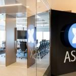 طراحی داخلی محیط اداری شرکت ASX