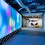 طراحی داخلی متفاوت محیط اداری