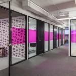 نمونه طراحی داخلی اداری مدرن