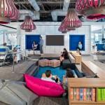 معماری داخلی فضاهای اداری باز