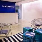 طراحی دکوراسیون اداری شرکت Magnetic