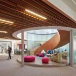 طراحی داخلی ادارات اجتماعی Kapor
