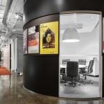 طراحی دفتر کار Union des Artistes