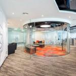 طراحی معماری داخلی تخصصی دفاتر اداری Anglo American Chile