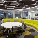 طراحی داخلی ساختمان اداری تجاری Adidas