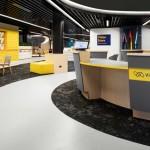 دکور دفتر اداری Vision Australia