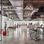 معماری داخلی موفق شرکت توزیع کننده الکل Diageo