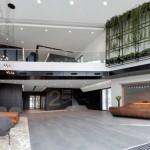 نمای داخلی بی نظیر ساختمان شرکت Guildford