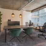 طراحی و دیزاین داخلی دفاتر تجاری Ricoh