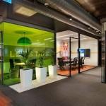طراحی نمای داخلی ساختمان اداری