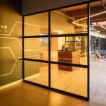 طراحی داخلی دفتر معماری Cuningham