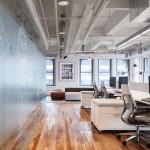 معماری داخلی خاص شرکت Kimberly-Clark