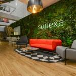 معماری داخلی خاص دفتر اداری Sopexa