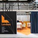 دیزاین داخلی آزمایشگاه و دفاتر Landsec