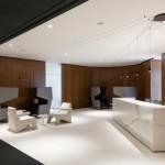 دیزاین داخلی مدرنیسم بانک Alma