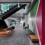 معماری داخلی بی نظیر شرکت Cisco