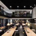 معماری داخلی مدرن شرکت مهندسی TOPOSITION
