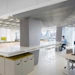 دیزاین نوآورانه دفتر آزمایشگاه Two Sigma Collision